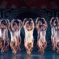 AXIS Dance Company, Jessica Lang Dance, Miami City Ballet and More Set for Harris Theater's 2015-16 Dance Series