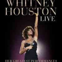 Whitney Houston's Live Album Debuts at No. 1 on Billboard R&B Chart