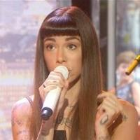 VIDEO: Christina Perri Performs New Single 'Burning Gold' on TODAY