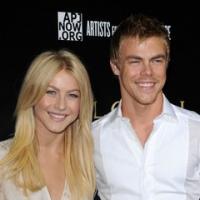 Julianne & Derek Hough to Produce Ballroom Dancing Series for Starz
