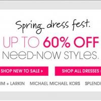 Daily Deal 3/8/13: Spring/Summer Dresses