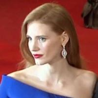 VIDEO: Cannes Day 4 ft Red Carpet ft Jessica Chastain, James McAvoy, Amira Casar, Gaspard Ulliel