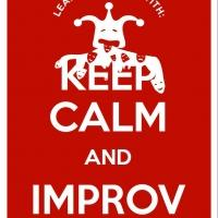 LEARN TO LAUGH WITH: KEEP CALM AND IMPROV Comes to Edinburgh Fringe Tonight