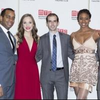 Photo Coverage: Laura Osnes, Norbert Leo Butz & More Celebrate MTC at Winter Benefit!