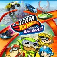TEAM HOT WHEELS: THE ORIGIN OF AWESOME Comes to DVD Today