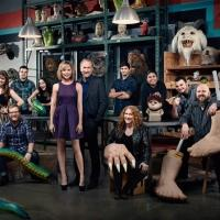 Brian Henson Judges New Syfy Competition Series JIM HENSON'S CREATURE SHOP CHALLENGE, Premiering Tonight