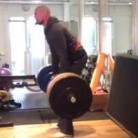 VIDEO: Hugh Jackman Posts Extreme Workout Video