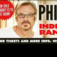 Phil Vassar Coming to Indian Ranch, 12/10