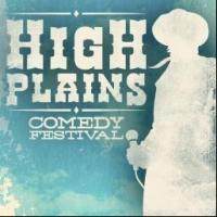 Reggie Watts Headlines High Plains Comedy Festival, Beg. Today
