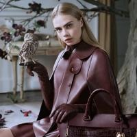 Photo Coverage: Cara Delevingne for Mulberry