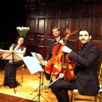 Photo Flash: Gingold Theatrical Group's SHAW CONCERT Visits The Players Photos