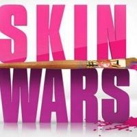 Rebecca Romijn Hosts GSN's Body Painting Competition Series SKIN WARS Today