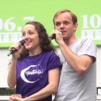 BWW TV: THE FANTASTICKS Remembers September in Bryant Park!