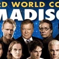 William Shatner, Ian Somerhalder & More to Highlight Wizard World Comic Con Madison