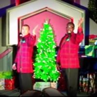 STAGE TUBE: Sneak Peek at MJR Theatricals' FOREVER PLAID: PLAID TIDINGS