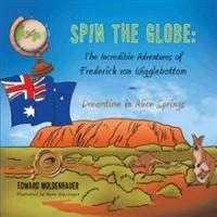 Edward Moldenhauer Releases SPIN THE GLOBE