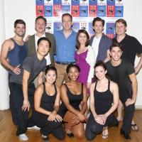 Amas Musical Theatre's Musical Love Triangle RED EYE OF LOVE Begins Previews Tonight