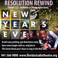 FST Improv to Present RESOLUTION REWIND
