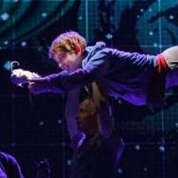 BWW Reviews:  THE CURIOUS INCIDENT OF THE DOG IN THE NIGHT-TIME is Visually Extraordinary, Emotionally Lacking