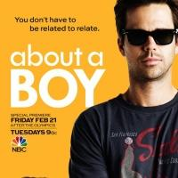 Photo Flash: NBC Reveals Key Art for New Series ABOUT A BOY, GROWING UP FISHER
