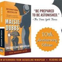 Soho Crime Presents the 10th Anniversary Edition of MAISIE DOBBS by Jacqueline Winspear