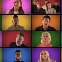 VIDEO: Grande, Underwood & More Sing All-Star 'We Are the Champions' on TONIGHT SHOW