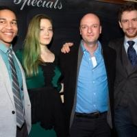 Photo Coverage: THE FLICK Celebrates Opening Night!