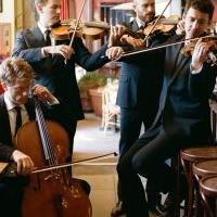 Calder Quartet to Perform World Premiere at Segerstrom Center, 3/11