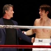 BWW TV: Sylvester Stallone Joins Andy Karl & Margo Seibert Onstage for First ROCKY Bow!
