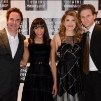 Photo Flash: New York Theatre Workshop's 2014 Gala - The Arrivals