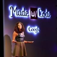 Photo Flash: Miral Kotb and iLUMINATE Celebrate Google's 'Made with Code' Event