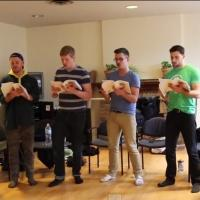 STAGE TUBE: First Look at the Cast of Toronto's DOGFIGHT in Rehearsal