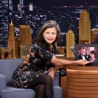 VIDEO: Tracey Ullman Talks INTO THE WOODS, New Broadway Play THE BANDWAGON on Fallon