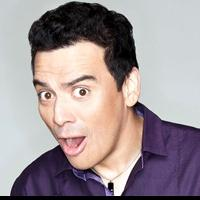 Carlos Mencia Plays Foxwoods' MGM Grand Theater Tonight
