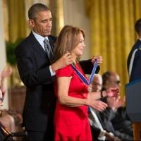 Photo Flash: Actress and Activist Marlo Thomas Receives 2014 Presidential Medal of Freedom
