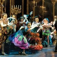 Newly Redesigned THE PHANTOM OF THE OPERA Tour to Hit North America in November