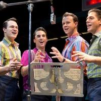 DVR Alert: Cast of Broadway's JERSEY BOYS to Perform on GMA, Today