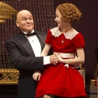 Photo Flash: First Look at Ron Raines as 'Daddy Warbucks' in ANNIE!