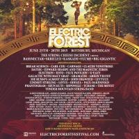 Exciting Artist Lineup Revealed for 5th Annual Electric Forest Festival