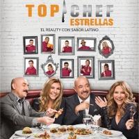Telemundo Unveils Celebrity Contestants for Second Season of TOP CHEF ESTRELLAS