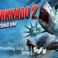 Syfy Whips Up a Marketing Storm for SHARKNADO 2: THE SECOND ONE
