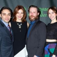 BWW TV: Chatting with the Company of Roundabout's INTO THE WOODS on Opening Night!