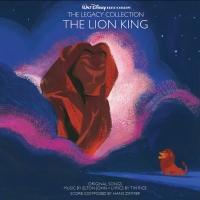 Walt Disney Records The Legacy Collection; THE LION KING Two Disc Set Available June 24th