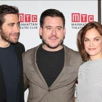 Photo Coverage: CONSTELLATIONS' Jake Gyllenhaal & Ruth Wilson Meet the Press