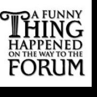 A FUNNY THING HAPPENED ON THE WAY TO THE FORUM Opens at the Manatee Players, 2/21-3/17