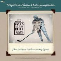 EPIX PRESENTS ROAD TO THE NHL WINTER CLASSIC to Air New Year's Eve on NBCSN