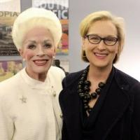Twitter Watch: Meryl Streep, the Clintons & More Visit Holland Taylor in ANN!