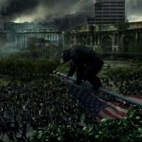 VIDEO: New 4th of July-Themed TV Spot for DAWN OF THE PLANET OF THE APES