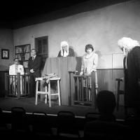 BWW Reviews: Deserts Stages' WITNESS FOR THE PROSECUTION Is a Mystery In Itself!