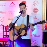 DWTS' Mark Ballas Headlines at CRUSTACEAN REDHOUR LIVE MUSIC SERIES ft Haley Reinhart & Dylan Chambers